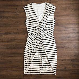 Striped Anthropologie Dress